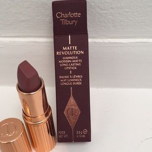 NIB Charlotte Tilbury lipstick